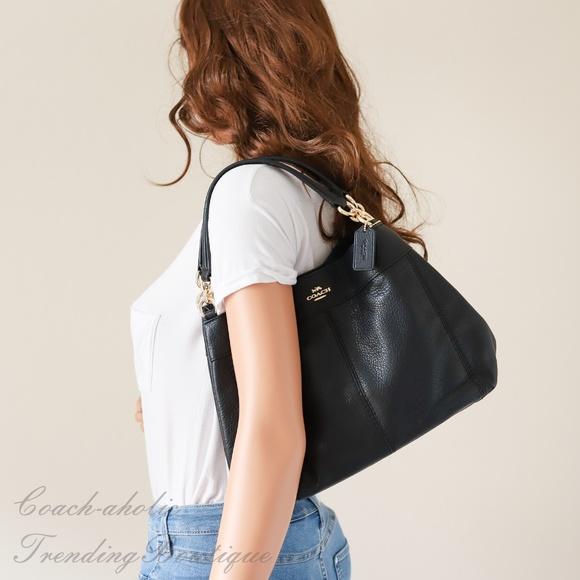 62010f83c455 Coach F23537 Small Lexy Shoulder Bag